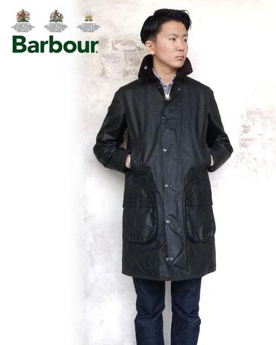 Barbour バブアー ボーダー SL オイルドジャケット メンズ BORDER SL<ブラック> バーブァー BLACK〔FL〕【あす楽】