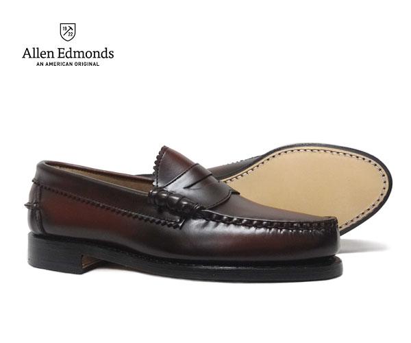 559100f448f Allen Edmonds ALLEN EDMONDS loafers Kenwood mens Burgundy KENWOOD 44045  Burgundy  FL