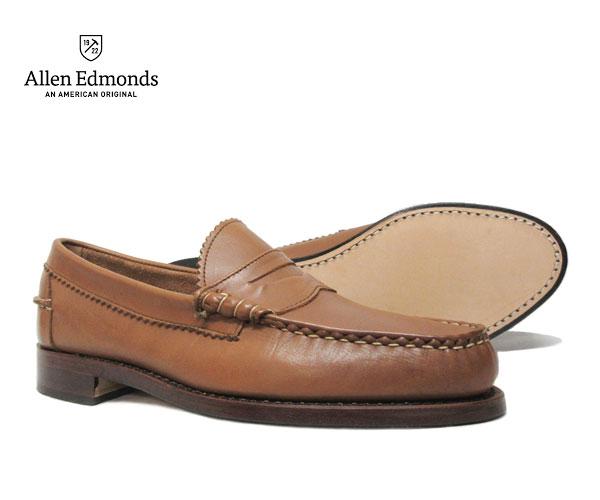 7883d3ee4d7 Allen Edmonds ALLEN EDMONDS loafers Kenwood mens Brown KENWOOD 44045 Tan   FL