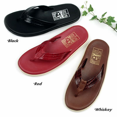 52370036213d Island slippers 2015 ISLAND SLIPPER men s Womens thong sandal embossed  leather PT202S  SF