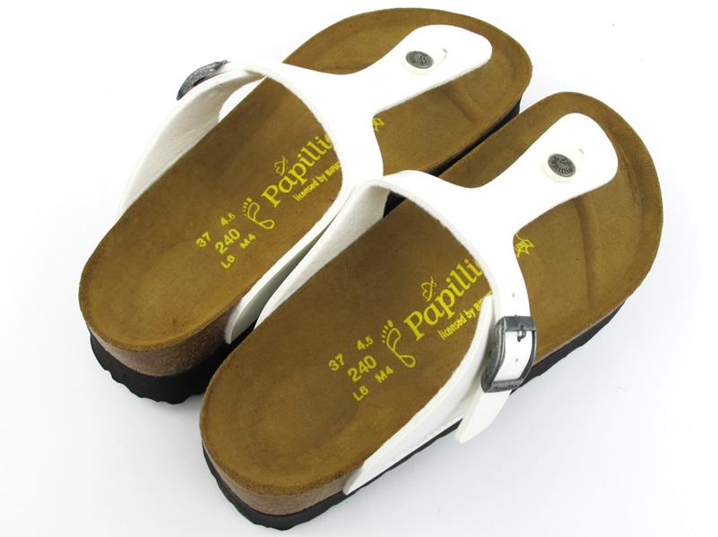 吉萨的勃肯鞋厚底吉萨高地勃肯 #304621 3604631 平台专利 [SK]
