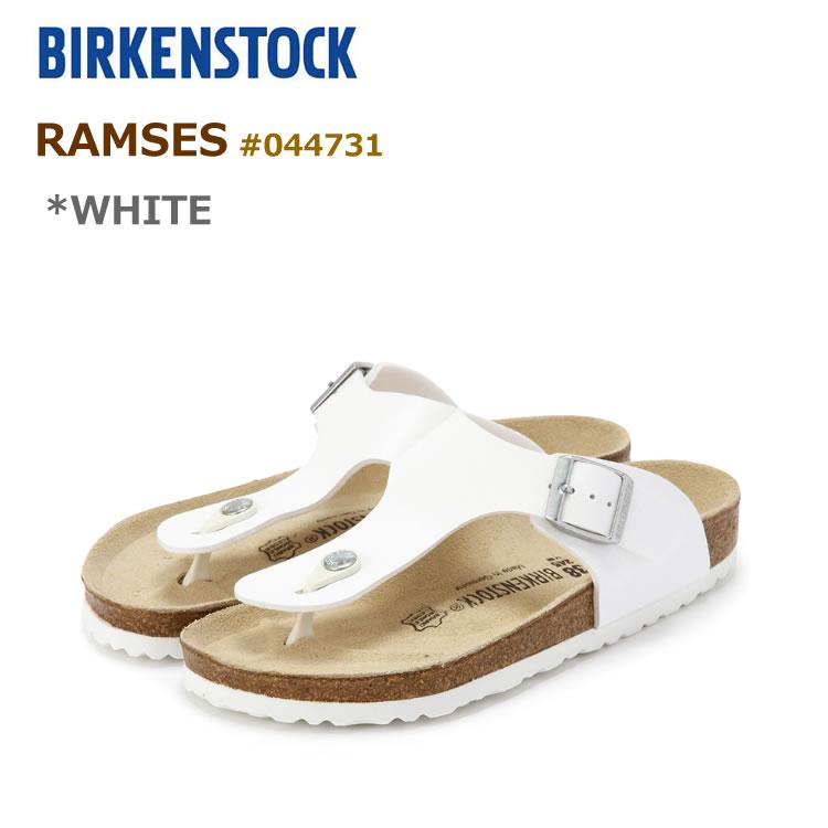 大切な ビルケンシュトック メンズ サンダル ラムゼスBIRKENSTOCK メンズ #044731 RAMSES WHITE〔SK〕【SBFA RAMSES_DL #044731】, プロショップケイズ:8679610a --- portalitab2.dominiotemporario.com