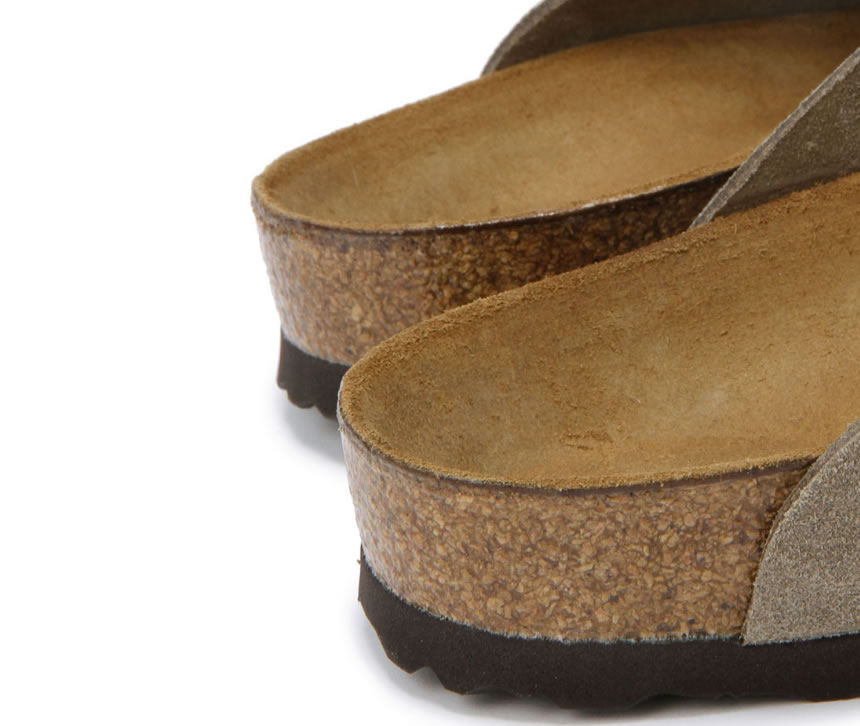 0b323a54d403 Birkenstock Womens mens unisex Sandals taupe  050461 Zurich (normal width  and wide)  050463 (narrow wide   narrow) BIRKENSTOCK ZURICH suede leather   SK