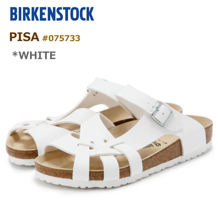 aabef6696758 BIRKENSTOCK (Birkenstock) with characteristic   PISA and Pisa  gt  beauty  of strap.