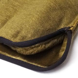 巴伯巴巴桩排桩衬 SL MLI0035 * 男装毛皮衬里 [FL]
