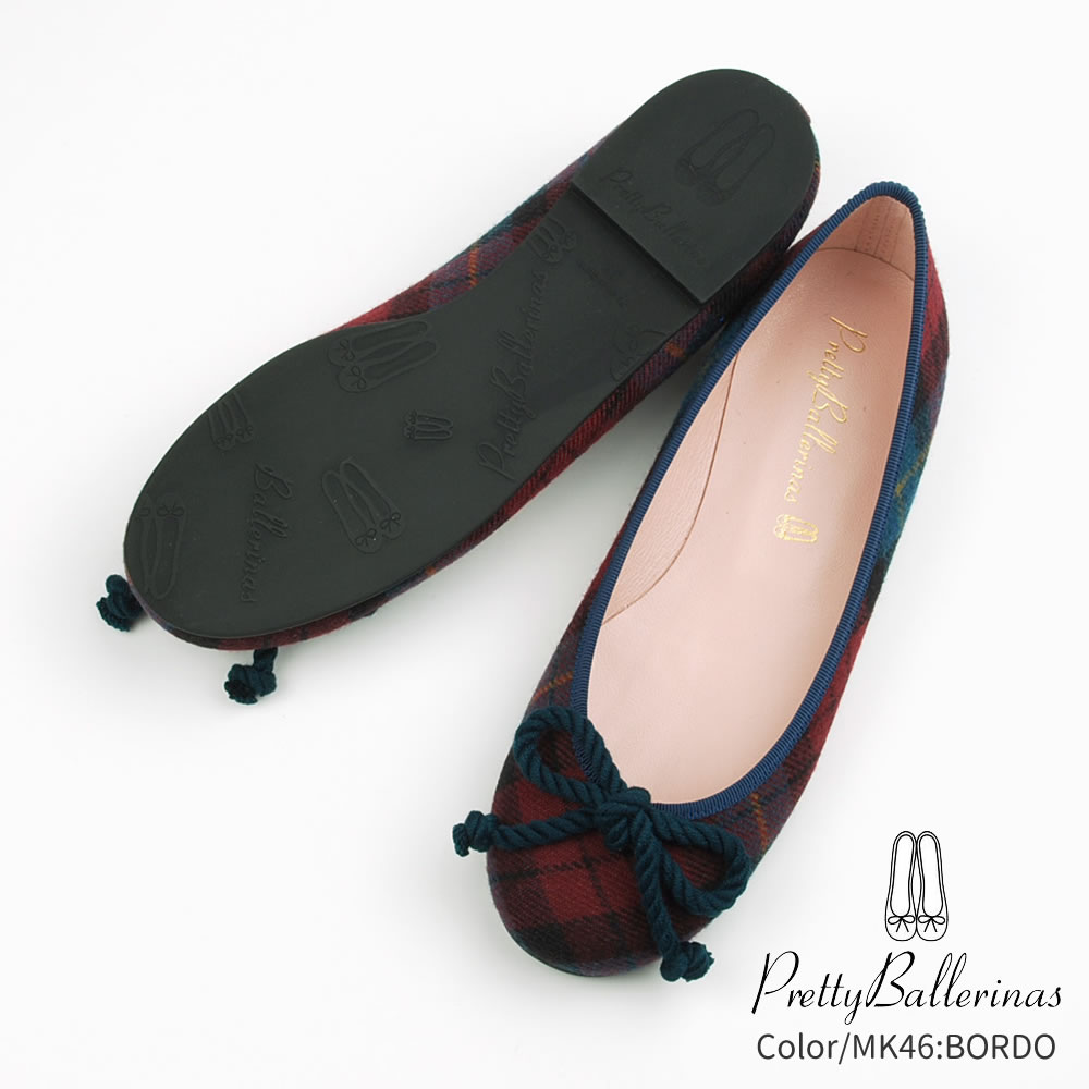 【S】プリティバレリーナ Pretty Ballerinas38165/9001 Rosarioレディース パンプス〔TB〕