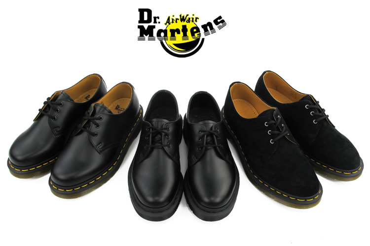 Doctor Martin 3 hall shoes Dr.Martens 1461 MONO mousse leather Lady s men  unisex  SK  adf64d6c35a