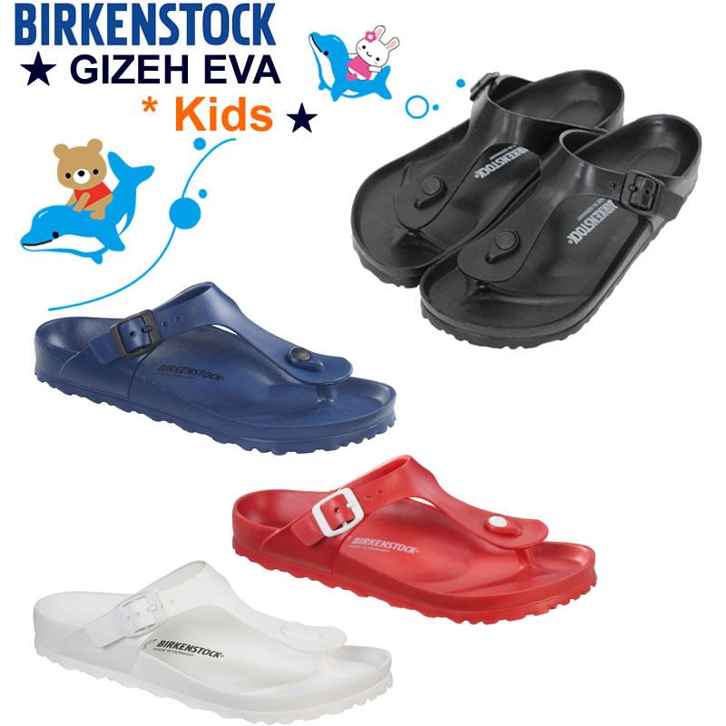 ec24c53173a2 Birkenstock Sandals kids BIRKENSTOCK GIZEH EVA (Eva Giza)   narrow wide    narrow  gt  128423   128413   128393   128403  SK