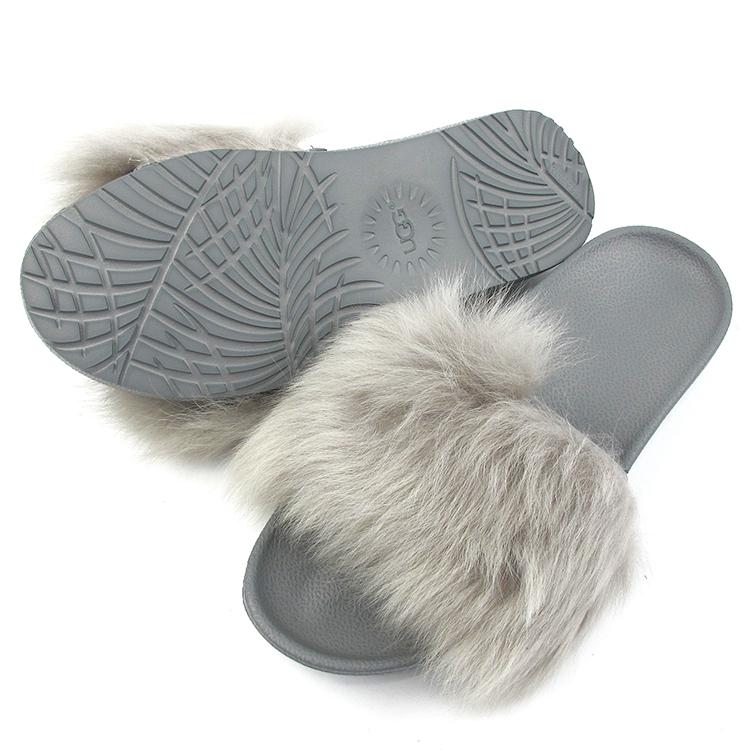 7b30fcae80a A goes wrong; Dis slide sandals sheepskin fur mouton women #1018875 UGG W  ROYALE [SK]