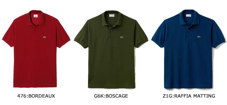 859bd8097c31  L1212X  Lacoste   Lacoste  (Japan regular product) Supima cotton polo  shirt short sleeve men s  FL