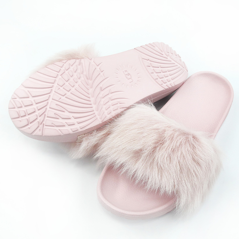 d54889f457e A goes wrong; Dis slide sandals sheepskin fur mouton women #1018875 UGG W  ROYALE [SK]