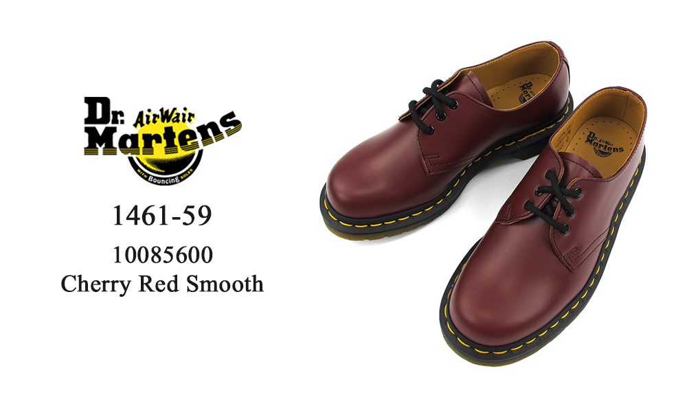 store watch pretty nice Doctor Martin 3 hall shoes Lady's Dr.Martens 1461 59 3EYE SHOE [SK]