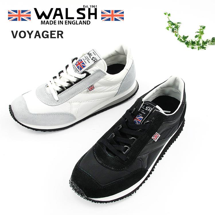 WALSH ウォルッシュ レディーススニーカー VOYAGER〔SK〕【あす楽対応】