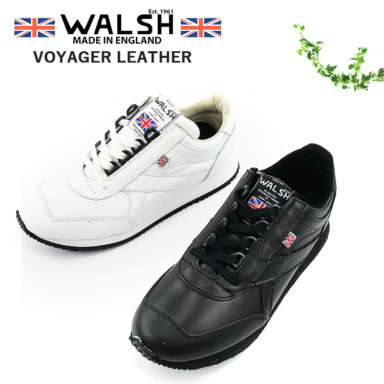 WALSH ウォルッシュ レディーススニーカー VOYAGER LEATHER〔SK〕【あす楽対応】