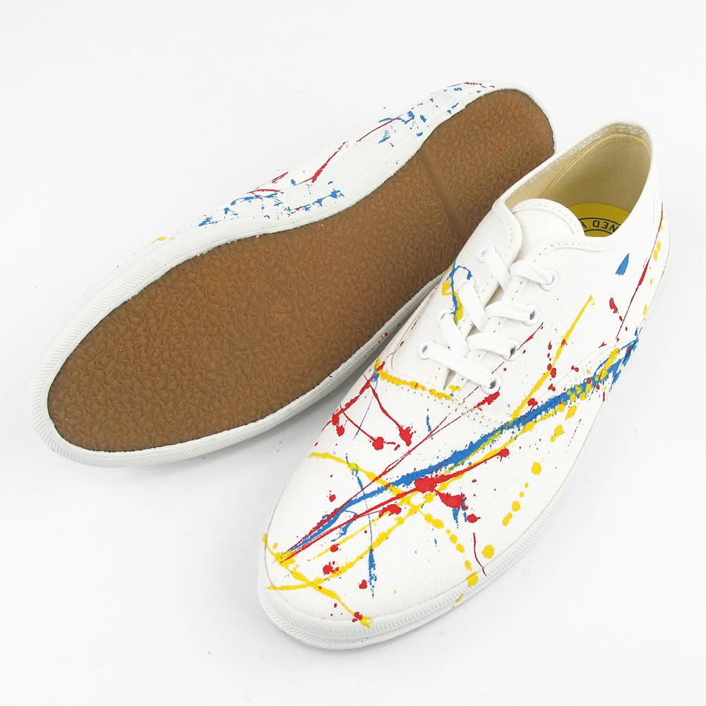 8f3e0168eae Keds (Keds) men s Champion Oxford Painted champion Oxford paint canvas  sneakers  7741  SK
