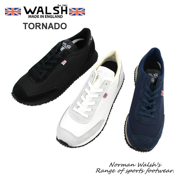 WALSH ウォルシュ ウォルッシュ メンズスニーカー TORNADO17〔SK〕【あす楽対応】
