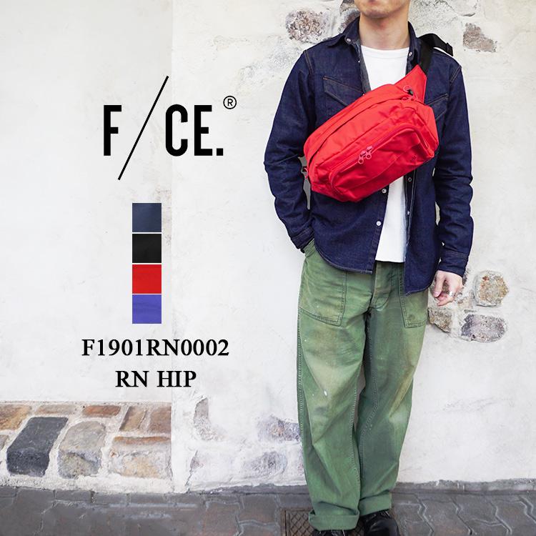 【S】F/CE. メンズ・レディース〔SK〕 HIP RN F1901RN0002エフシーイー ロービックエアー ヒップバッグ