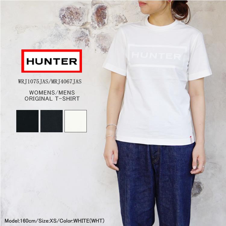 ハンターHUNTER ORIGINAL T-SHIRT WOMENS(WRJ1075JAS)/MENS(MRJ4067JAS)〔TB〕【あす楽】