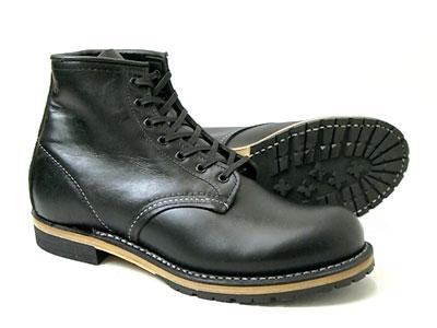 レッドウィング ベックマン ブーツ REDWING 9014 Beckman ブラック フェザーストーン レッドウイング〔FL〕【REDWINGJAPAN正規代理店】