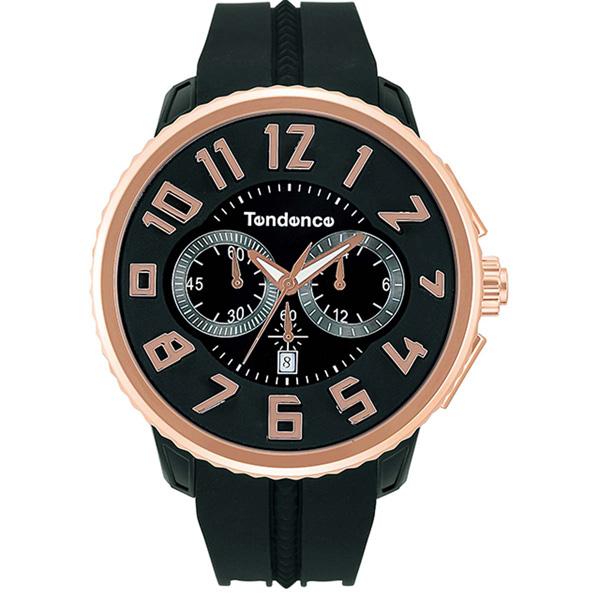 【ポイント5倍 8/26(月)9:59迄】テンデンス TENDENCE ガリバー ラウンド GULLIVER Round TG046012R ユニセックス 腕時計 時計【送料無料】【プレゼントにおすすめ】【時計・雑貨の通販サイトFLOAT】