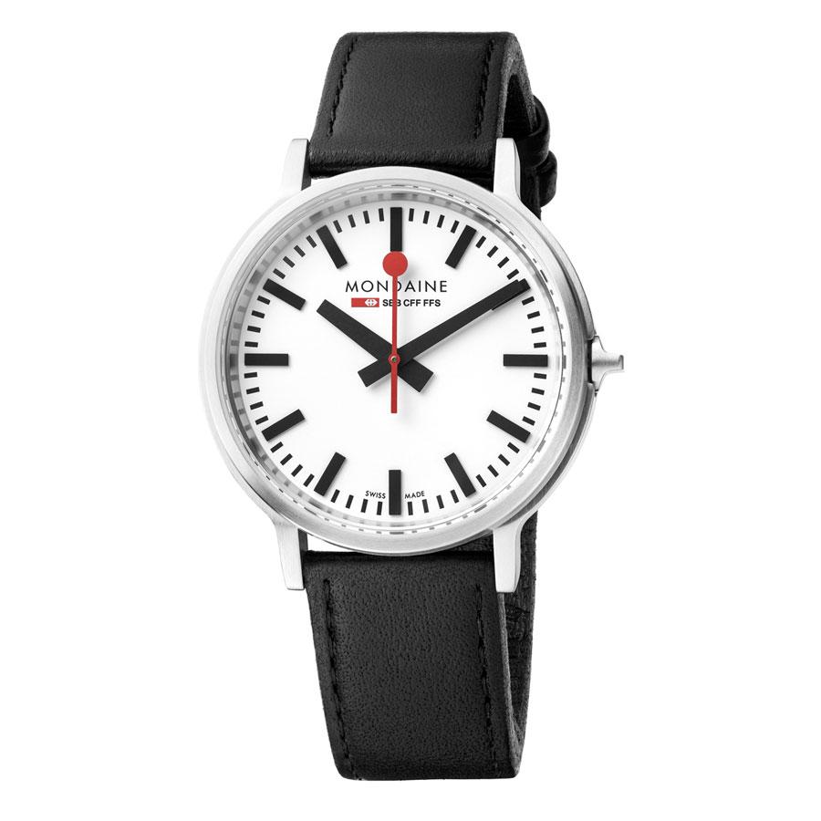 モンディーン MONDAINE ストップトゥゴー バックライト Stop 2 Go BackLight MST.4101B.LB メンズ 腕時計