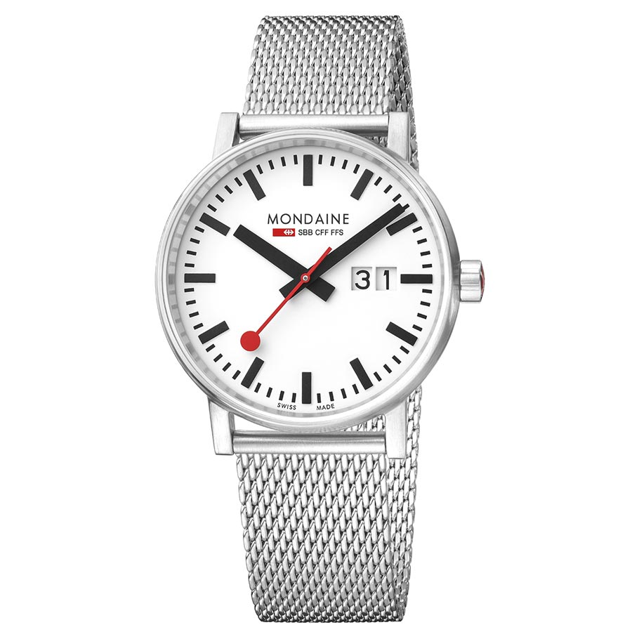 モンディーン MONDAINE エヴォ2 ビッグ evo2 Big MSE.40210.SM ユニセックス メンズ レディース 腕時計