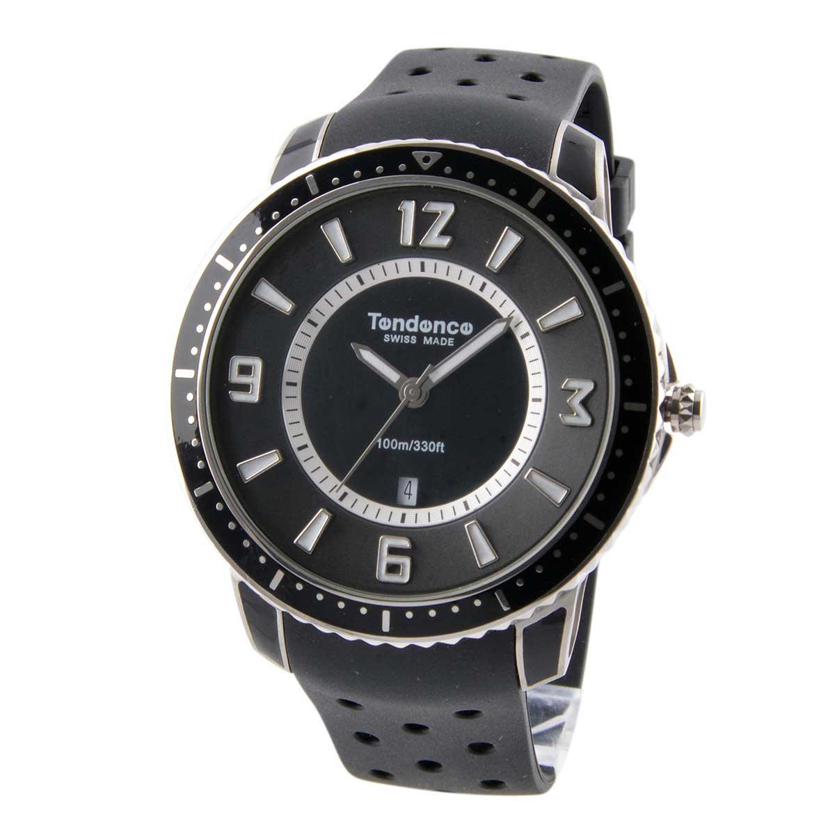 テンデンス TENDENCE スリムスポーツ スイスメイド TDTG152003 ユニセックス メンズ レディース 腕時計