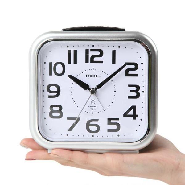 割引クーポン配布中 プレゼントにおすすめ 時計と雑貨の通販サイトFLOAT ノア精密 NOA 見やすい 正規品 T-719 SM-Z アップタイム 直営ストア 売り込み 目覚まし時計 置時計