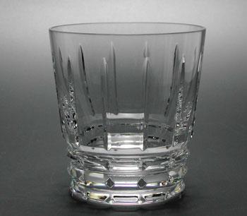 バカラ グラス 名入れロックグラス アルルカン2101-038 オールドファッション9.5cm/名入れギフト【結婚祝】【出産祝】【退職祝】【引越祝】【還暦祝】【記念品】