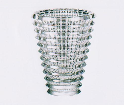 バカラ グラス 名入れ バカラ 花瓶  アイベース15cm2-103-679 【結婚祝】【出産祝】【退職祝】【引越祝】【還暦祝】【記念品】