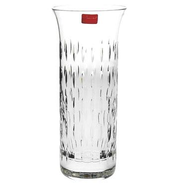 バカラ グラス 名入れ バカラ 花瓶 フローラ ベース グレイン 18cm 2-613-139【結婚祝】【出産祝】【退職祝】【引越祝】【還暦祝】【記念品】