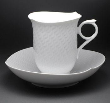 マイセン 波の戯れ【マイセン】meissen波の戯れホワイト コーヒーC/S 29582【結婚祝】【出産祝】【退職祝】【引越祝】【還暦祝】【記念品】
