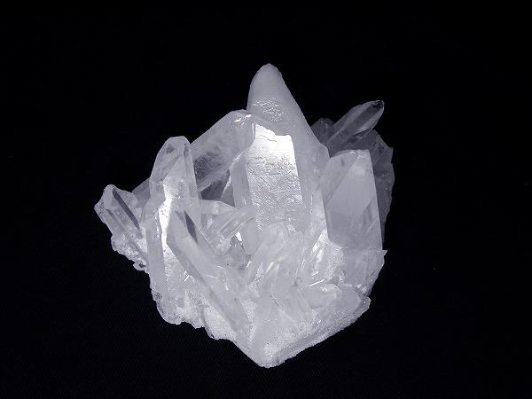 【ブラジル産】水晶クラスター、約95×71×高68mm 、cluster-02( 石・天然石 ・パワーストーン )