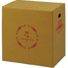 宅配ボックス  P-1(寄せ鉢4号・5号用 アレンジ3L用) @518円×25組 花材・資材 配送ボックス 2020mass