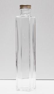C-150 200ml ハーバリウム用瓶(角型) 40本セット 《201920mass》| ホームデコレーション インテリア雑貨 ハーバリウム パッケージ 瓶 ガラス