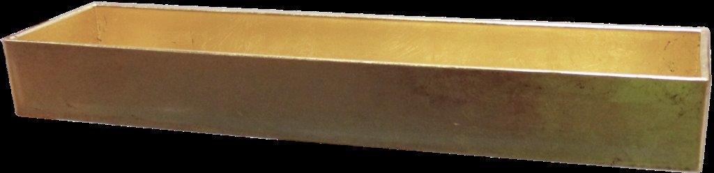 N-247 お正月プラ花器(ゴールド) 6コセット 《201920mass》| アレンジメント フラワー グリーン 多肉 花資材 器 花器 園芸 お正月