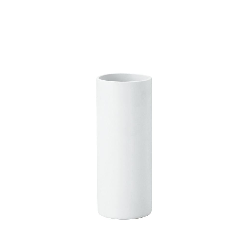 花資材を卸価格で買えるフロロラッピング 日本メーカー新品 陶器 パステルカラー花瓶 S ホワイト 6個セット 4699-C-WH 2020green 花瓶 アレンジ グリーン シック 超特価SALE開催 花器 フラワー ギフト ディスプレイ ベース