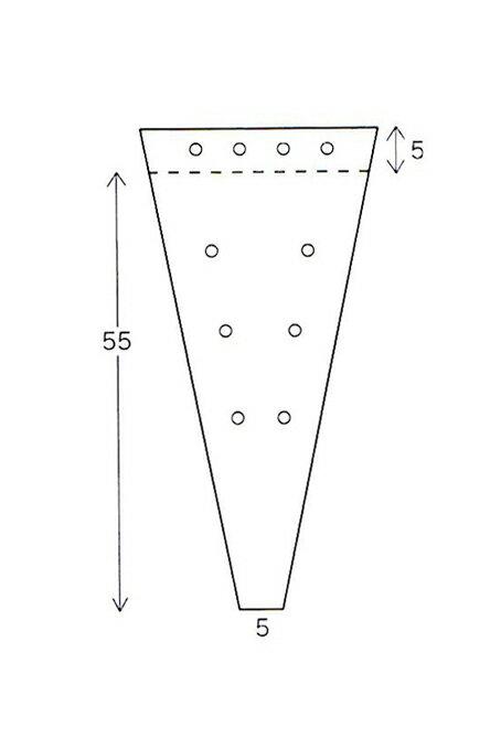 スーパーSALE10%OFF対象 ワンタッチスリーブ #30 H55×D25×5cm @3.5円×15000枚入り 花材・資材・ラッピング (flo159)