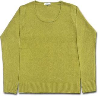 売却 激安価格と即納で通信販売 m.m.o.Uネックニット セーター