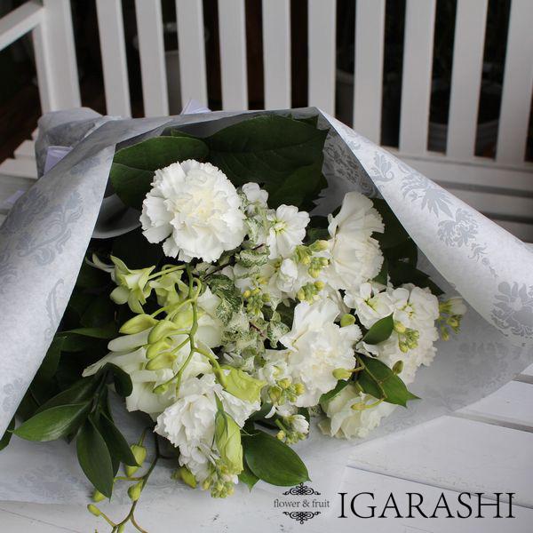 Flower fruit igarashi rakuten global market it is placing it is placing flowers on an anniversary of a death in buddhist mass mightylinksfo