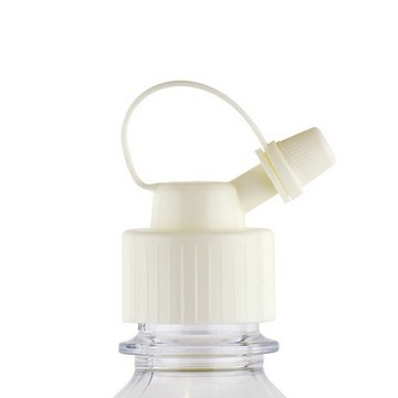 With beak for exclusive use of the floating flower her barium oil 500 ml plastic bottle