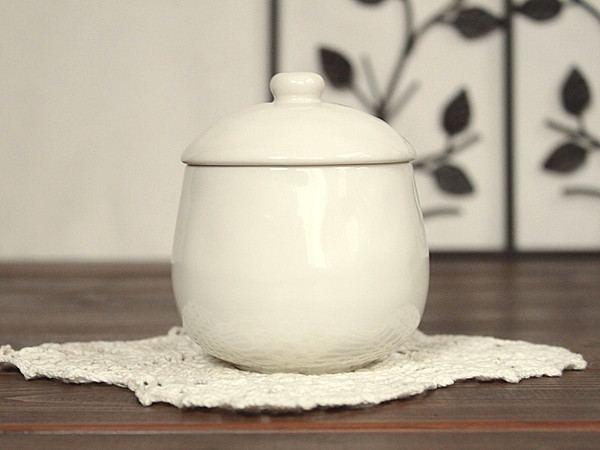 ぽってり可愛い茶碗蒸し【和食器 洋食器 白い食器 スープカップ プリン デザートカップ アウトレット込み フタ付き 多治見美濃焼 日本製】