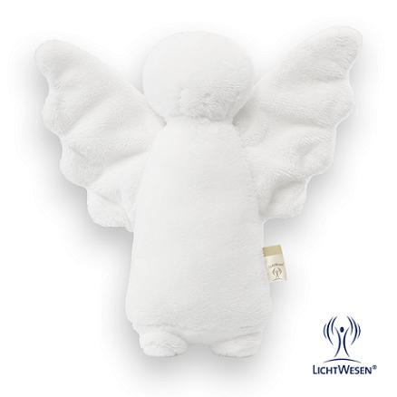 リヒトウェーゼン 慰めの天使のぬいぐるみ 28cm[リヒトウェーゼン/LichtWesen/正規輸入品/ドイツ/ぬいぐるみ/天使]