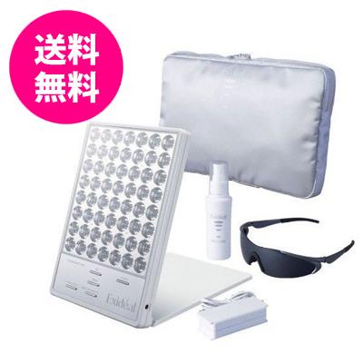 送料無料 エクスイディアル Exideal 本体セット EX280/LEDフォトエステ美顔器 家庭用美顔器/ゴーグル、ケース/エクスディアル エクシディール