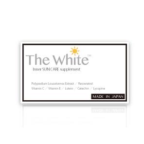 送料無料 セルピュア The White 60粒/サプリメント 健康サポート トレーニング 美容サポート スキンケアサプリ