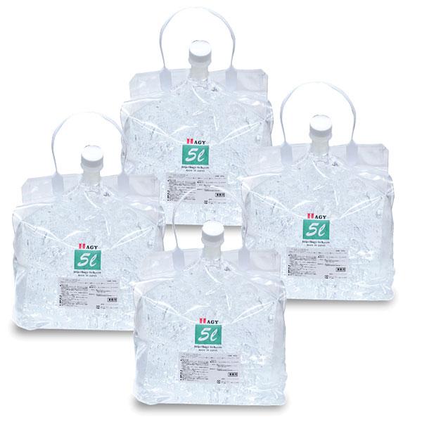 送料無料 ハードタイプジェル リフェルLL(5000g)×4袋セット/ケア エステ サロン ムダ毛/a94-160603up