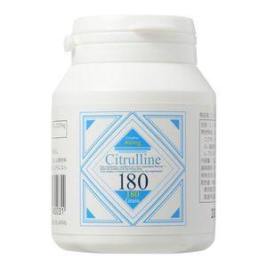 送料無料 シトルリン180/サプリメント 男性 健康 メンズサポート
