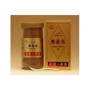 送料無料 六年根高麗人参 寿参茶 350g/健康飲料 美容 ヘルシードリンク 健康 生活習慣