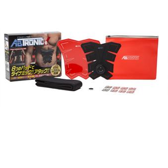 送料無料 アブトロニックX8/腹筋マシーン エクササイズ 美容 健康 ボディケア トレーニング シェイプアップ