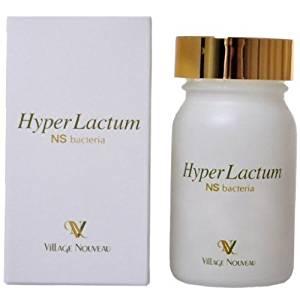 送料無料 NS乳酸菌 ハイパーラクタム/サプリメント 美容 健康維持 ヘルシーライフ 生活習慣 健康食品